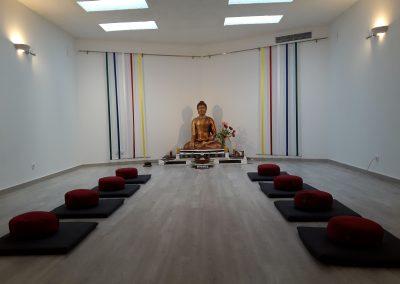 Clases de Budismo