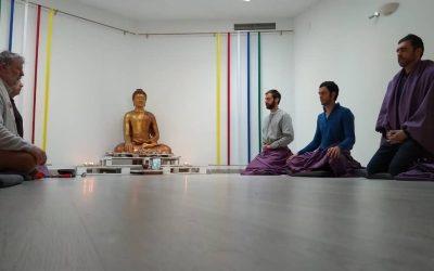 Meditación abierta