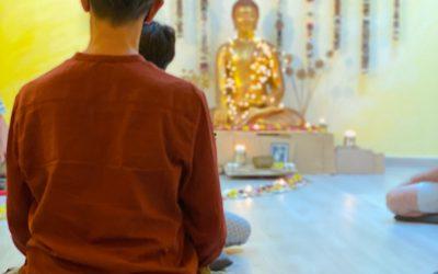 Clase Abierta De Meditación Presencial
